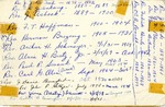 Church Register; 1931-1955 by Zion Evangelical Lutheran Church of Niagara Falls